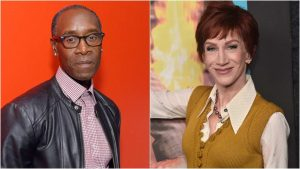Don Cheadle Tells Kathy Griffin They Were Never Friends After She Calls Him Out Over 'Smear Campaign' Against Her