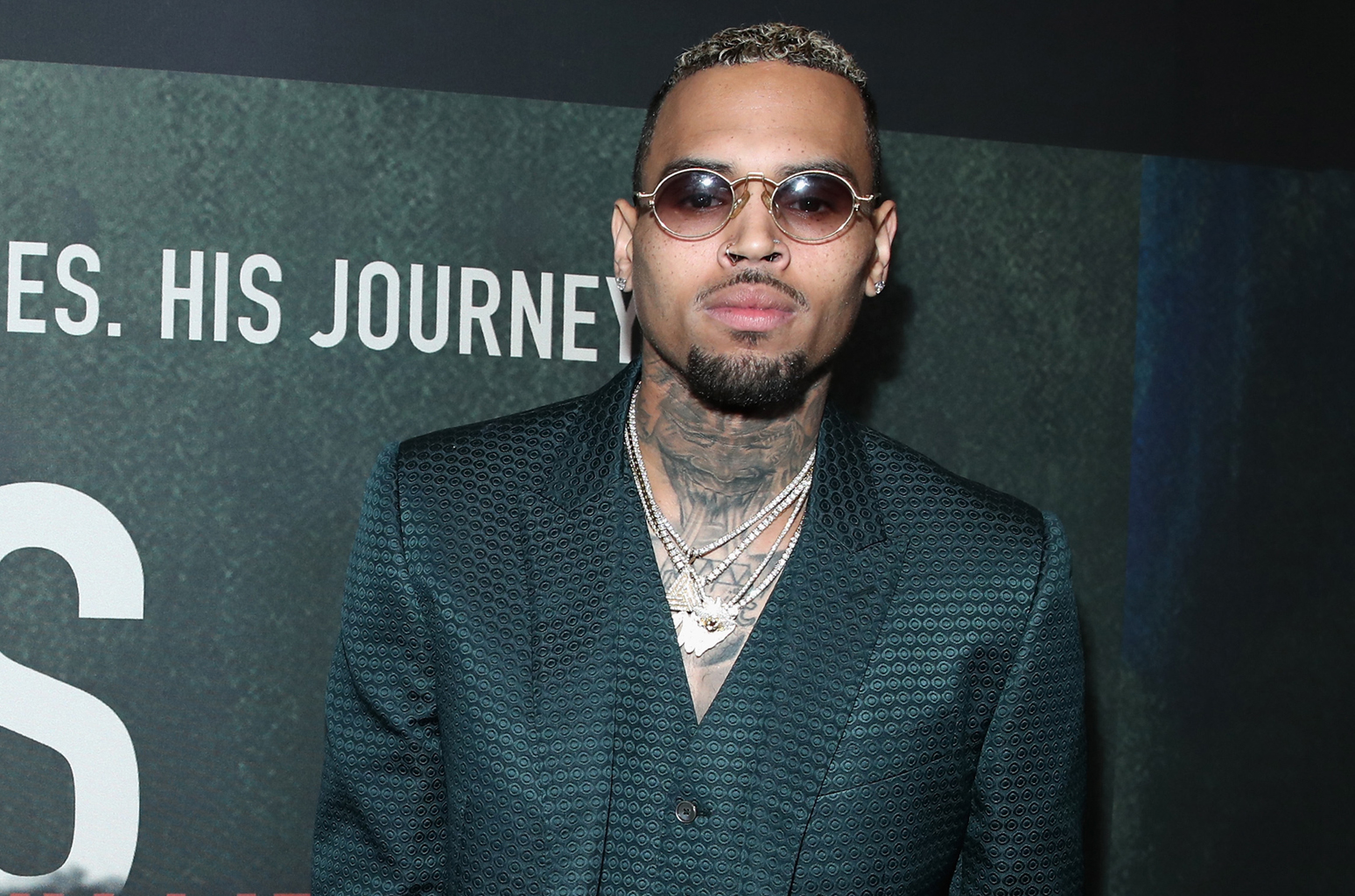 Chris Brown Is Labeled As 'King Petty' After His Clothing Company 'Black Pyramid' Sells These Shirts