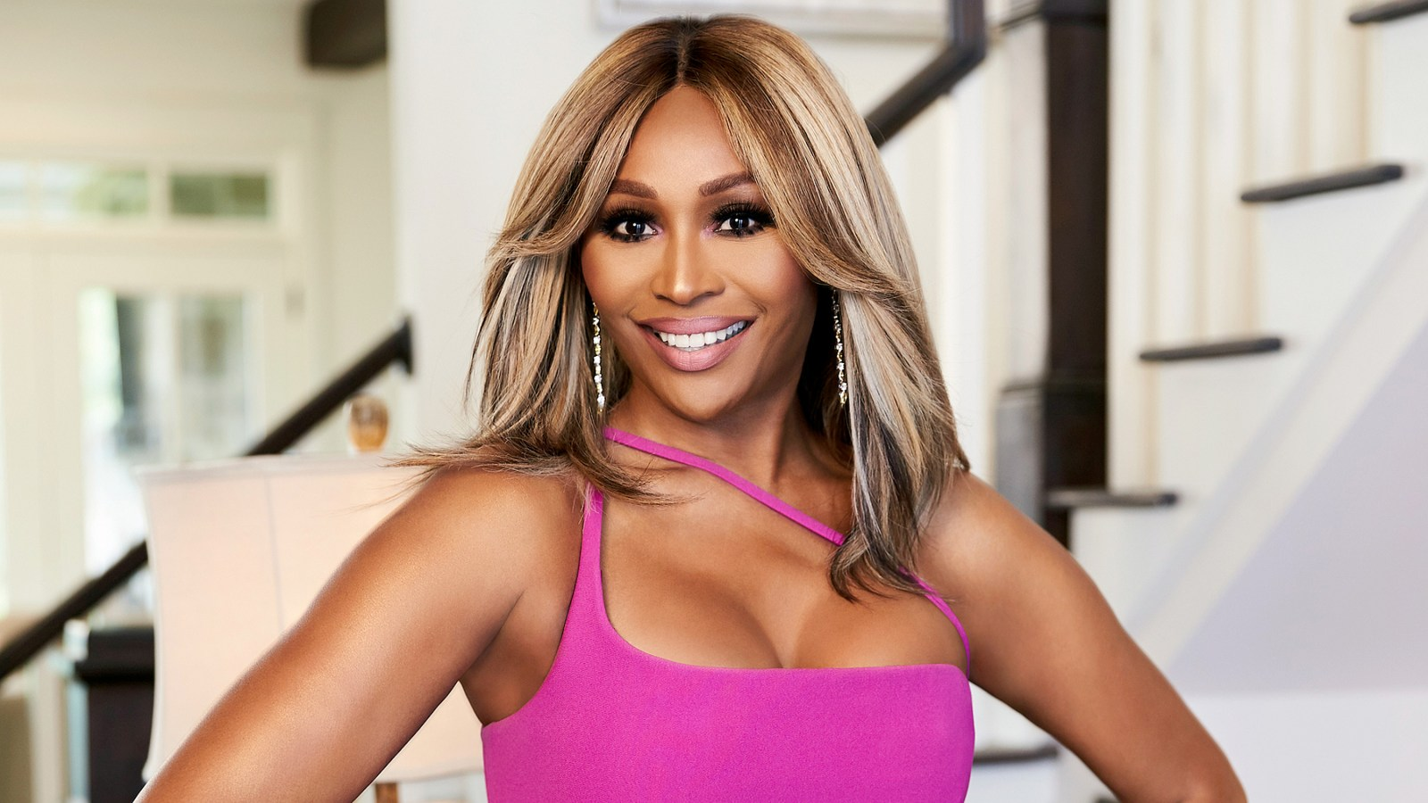 RHOA Mania: NeNe Leakes Posted Live From Andy Cohen's Baby Shower And Cynthia Bailey Steals The Show - Watch Her Video