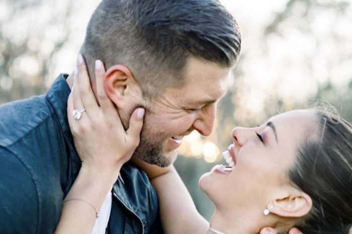 Tim Tebow Is In 'A Hurry' To Tie The Knot With Demi-Leigh Nel-Peters After Just Proposing - Here's Why!