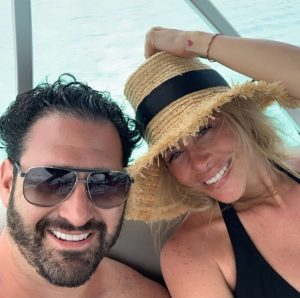 Dina Manzo Hints She And David Cantin Secretly Tied The Knot 5 Months After Getting Engaged