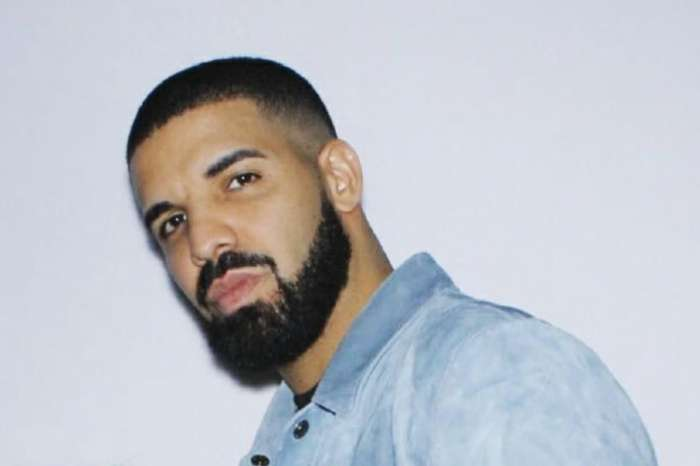 Drake Wears Gold Bracelet That Reads Adonis' Name And Fans Love It - Check It Out!