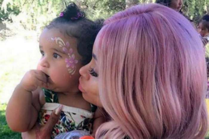 Blac Chyna And Rob Kardashian's Daughter, Dream Kardashian Is Gorgeous In The Latest Video - Check Her Out Helping A Hairstylist
