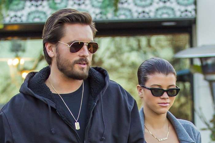 Sofia Richie And Scott Disick Have Been Reportedly Living Together Since The Summer Of 2018