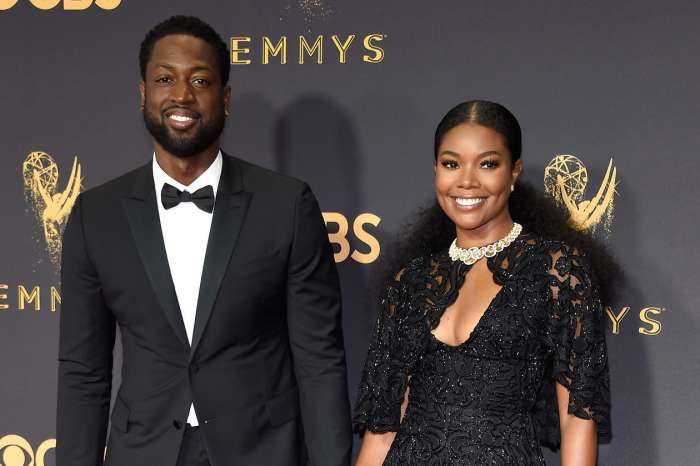 Gabrielle Union's Latest Photo With Her Smiling Baby Girl Has Fans In Awe - See It Here