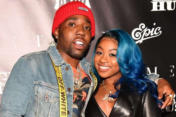 Reginae Carter And YFN Lucci Show Everyone That They're Still Going Strong With The Recent Photos