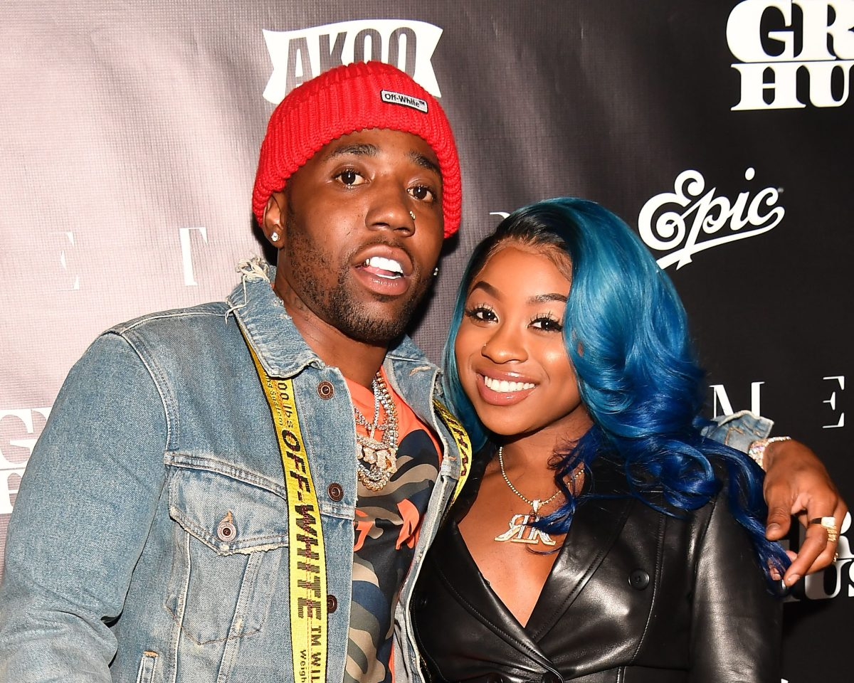 """reginae-carter-and-yfn-lucci-show-everyone-that-theyre-still-going-strong-with-the-recent-photos"""