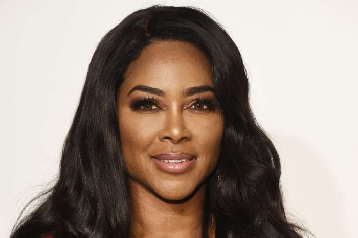 Kenya Moore Is Focused On Getting Back Her Pre-Pregnancy Body - See Her Latest Gorgeous Photo On The Beach