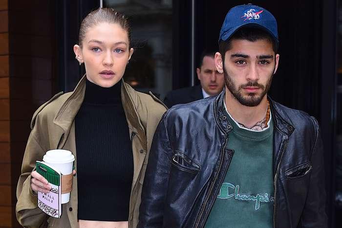 Gigi Hadid And Zayn Malik Reportedly 'Spending Time Apart'