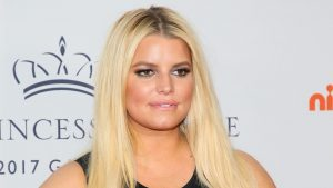Jessica Simpson - Did She Just Reveal Her Baby Girl's Name?