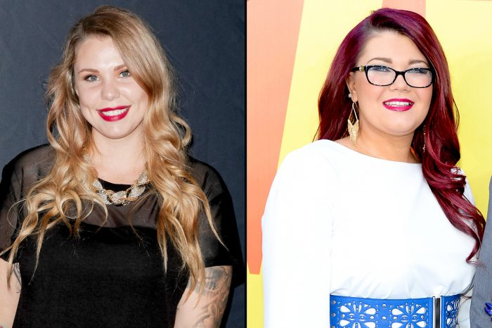 Jenelle Evans Drags Kailyn Lowry And Amber Portwood - Says They Talk About Her For 'Attention'