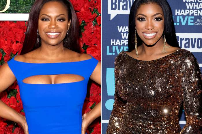 Porsha Williams Wants To Protect Her Energy And Focus On Her Growth In 2019 - Fans Ask Her To Forget About Kandi Burruss