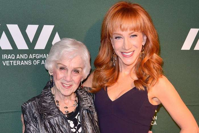 Kathy Griffin Reveals The 'Devastating' News That Her Mom Suffers From Dementia