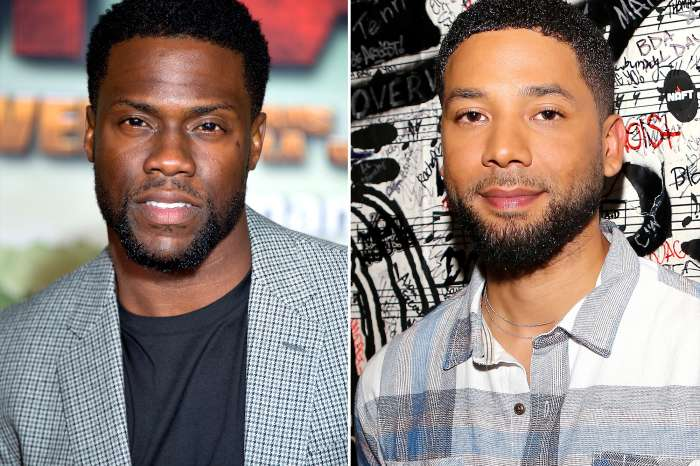 Kevin Hart Responds To Criticism After He Shows Support To Jussie Smollett Despite His Homophobic Tweets Scandal