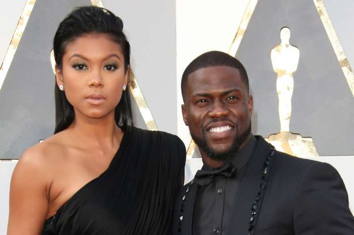 Kevin Hart's Wife, Eniko Hart Is Making Fun Of His '10 Year Challenge' Pics