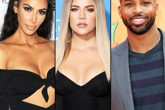KUWK: Kim Kardashian Tells Sister Khloe That 'Everyone Thinks You're An Idiot' For Staying With Tristan Thompson!