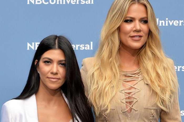 KUWK: Kourtney Kardashian Says She And Khloe Are Feuding - 'She's Pissing Me Off!'