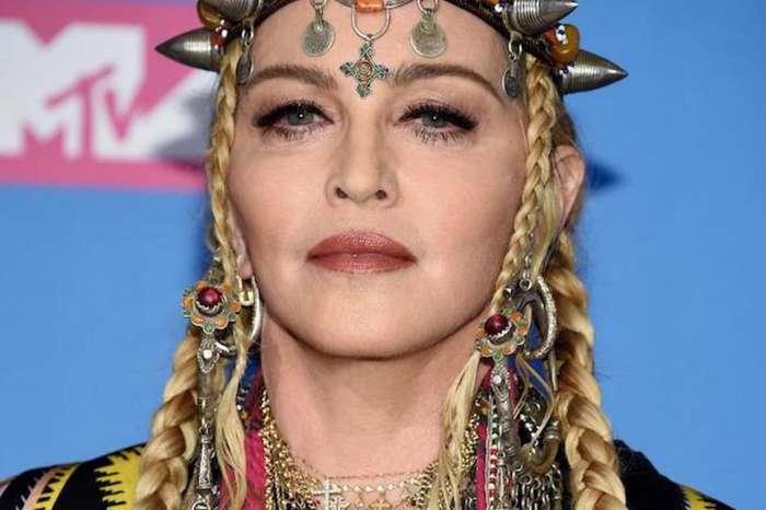 Madonna Addresses The Plastic Surgery Rumors After Getting Shamed!