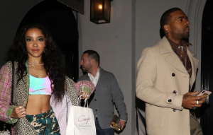 Tinashe And Mario Spark Romance Rumors - 'Rent' Co-Stars Photographed On Romantic Dinner Date