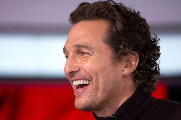 Matthew McConaughey Discusses The Very Moment He Realized He'd Made It In Hollywood!