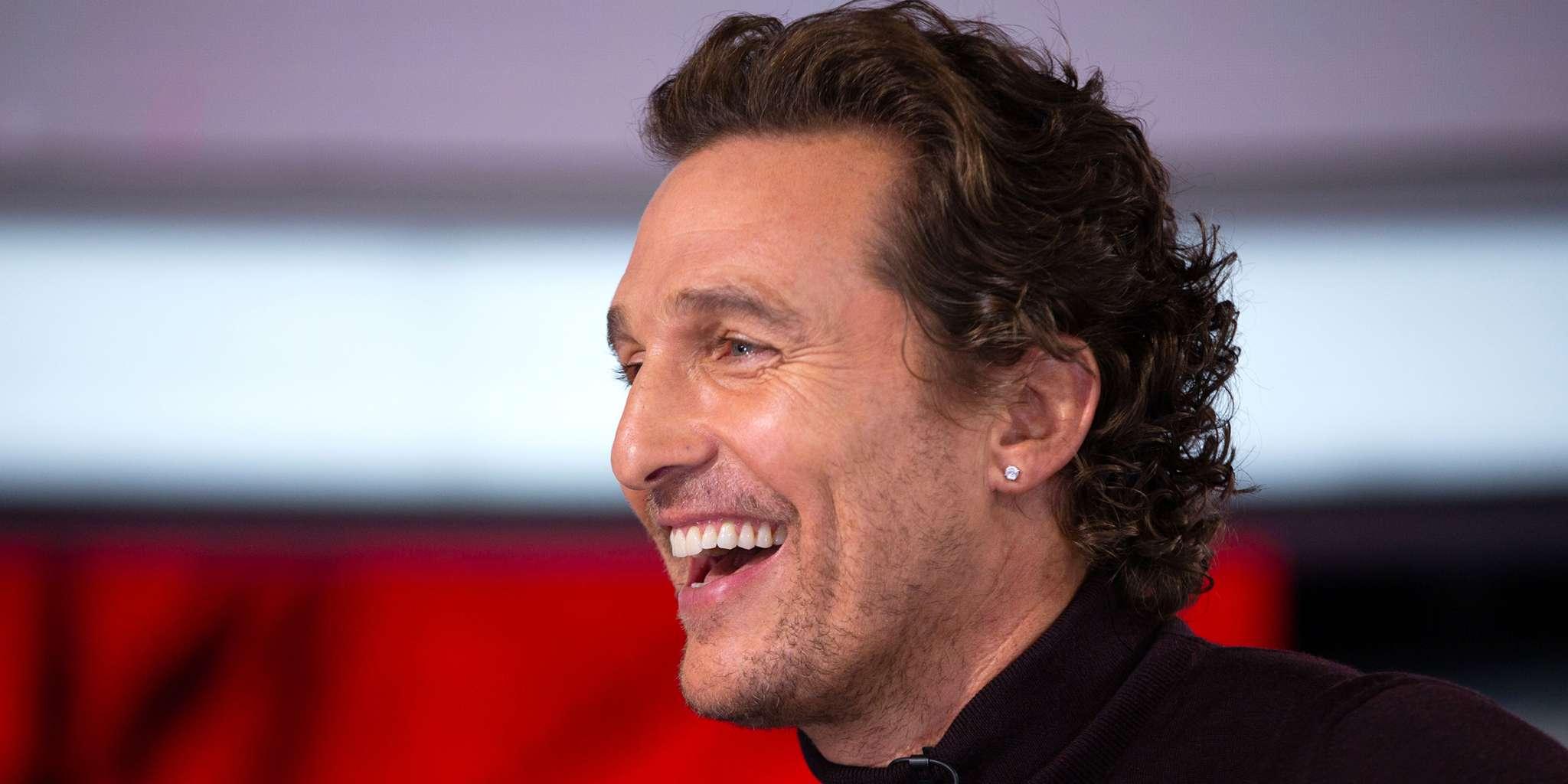 Matthew McConaughey Di...