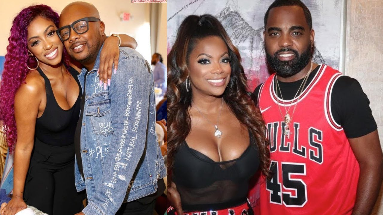 Porsha Williams' Throwback Photo Since She Was Young Has Fans Saying She Looks Like Kandi Burruss