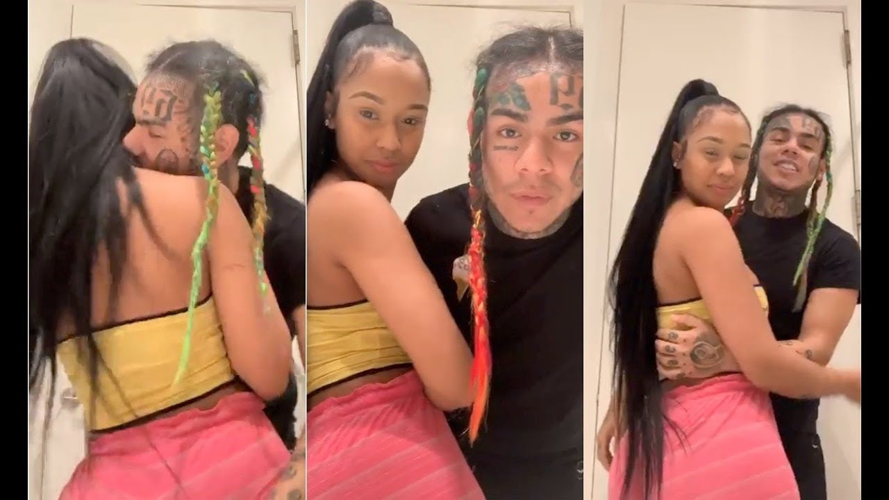 Tekashi 6ix9ine's First Prison Pic Released By Rapper's GF