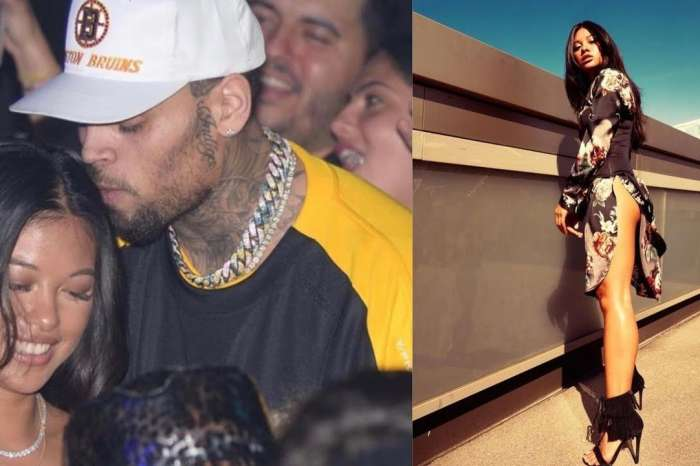 Chris Brown Is Reportedly Grateful To His New Girl Ammika Harris Who Was His Rock During The Rape Scandal