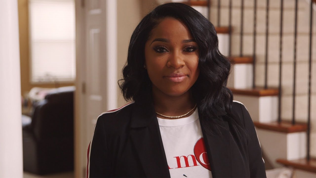 Toya Wright's Video With The Most Important Moments Of 2018 Melts Fans' Hearts
