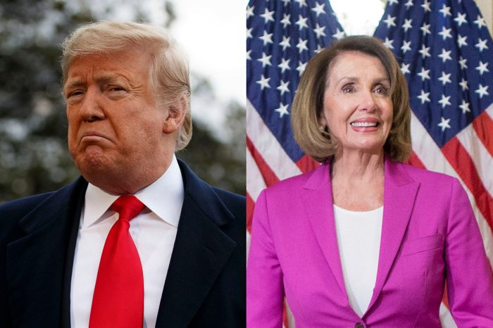 Nancy Pelosi Vs. Donald Trump - #PresidentPelosi Trends On Twitter And People Show Her A Lot Of Support!