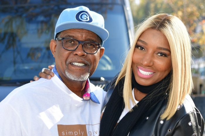 NeNe Leakes Shows Off Massive Cleavage And Fans Wonder How Gregg Leakes Feels About This