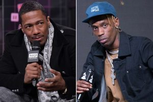 Nick Cannon Criticizes Travis Scott For Performing At The Super Bowl And 'Procreating' With Kylie Jenner!
