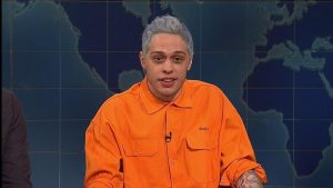 Pete Davidson Jokes About His Public Suicide Note On SNL!