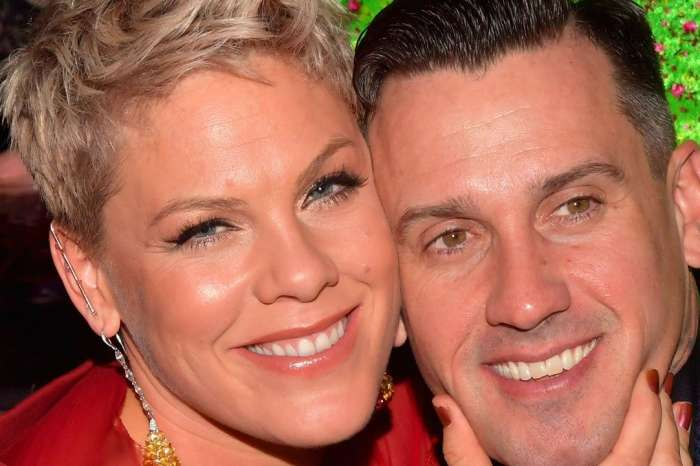 Pink's Husband Posts Controversial Video Of Their 7-Year-Old Daughter Shooting A Rifle