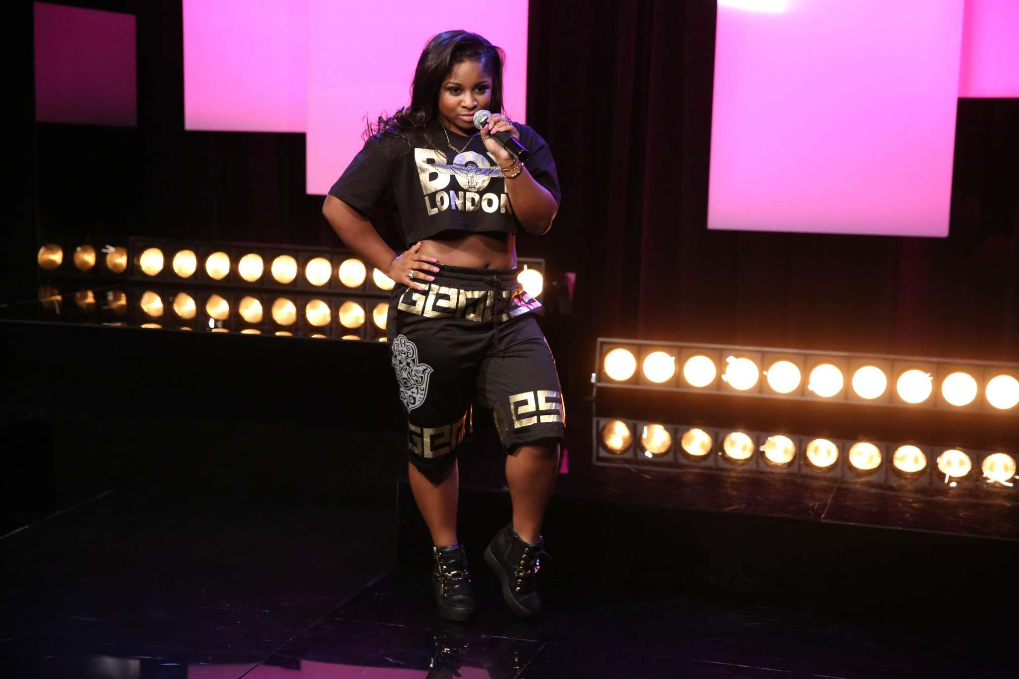 Reginae Carter Shows Off Massive Cleavage And Fans Are Here For It