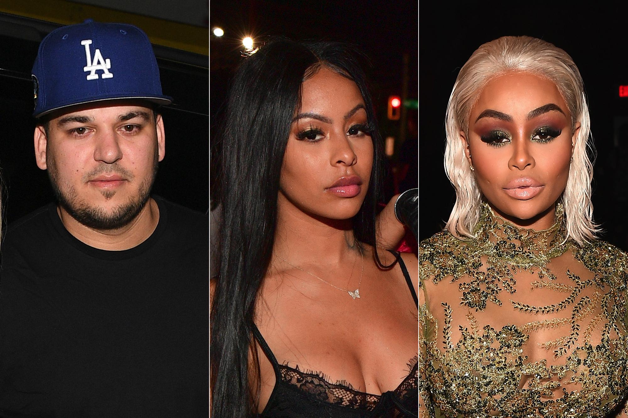 Rob Kardashian Reportedly Wants Full Custody Of Dream Kardashian Following Blac Chyna's Hawaii Scandal With Kid Buu