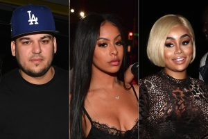 KUWK: Is Alexis Skyy Using Rob Kardashian For Clout Or Does She Really Like Him?