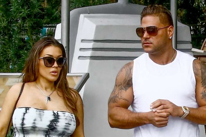 Ronnie Ortiz-Magro And Jen Harley Had Another Explosive Fight During NYE That Turned Violent!