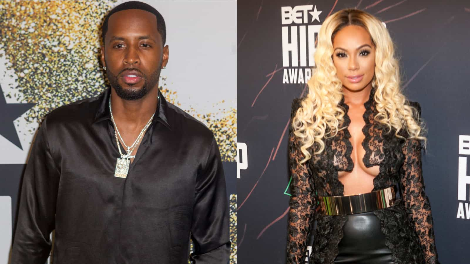 """safaree-samuels-mocked-erica-menas-singing-talent-and-fans-think-their-romance-is-fake-erica-claps-back-heres-the-video"""