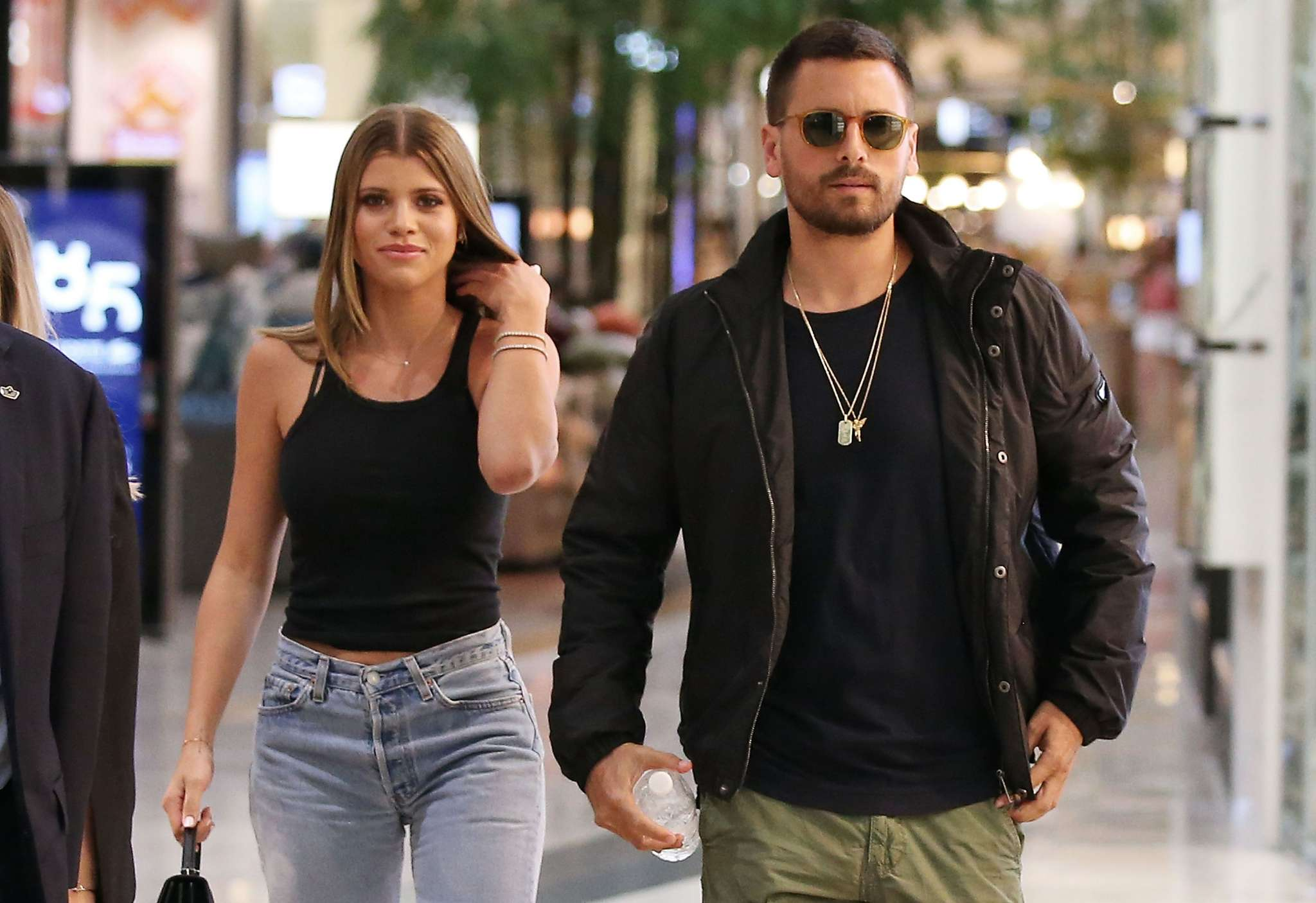 Scott Disick Sparks Engagement Rumors After Being Spotted At The Jewelry Store - Will He Propose To Sofia Richie?