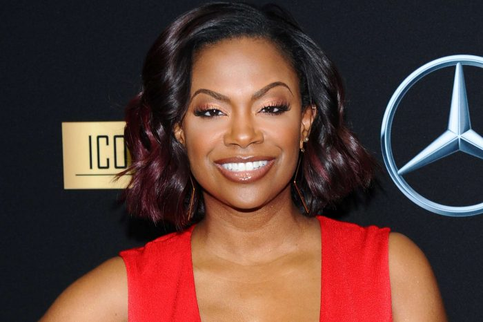 Kandi Burruss Shows Fans How She'll Be Living On Celebrity Big Brother - Check Out The Video With The House