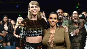 KUWK: Kim Kardashian Listens To Taylor Swift Song On Camera And Fans Are Shook!