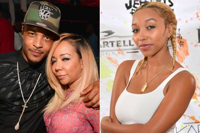 Tiny Harris Begins The New Year By Gushing Over Her Daughter, Zonnique Pullins - Here's Her Clip