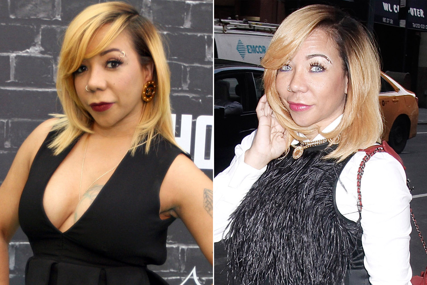 Tiny Harris Shares A Bunch Of Throwback Photos But People Accuse Her Of Having Too Many Cosmetic Surgeries