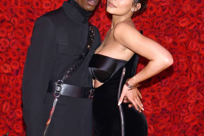 Kylie Jenner Rocks A Diamond Ring On Her Finger On New Year's And Sparks Engagement Rumors