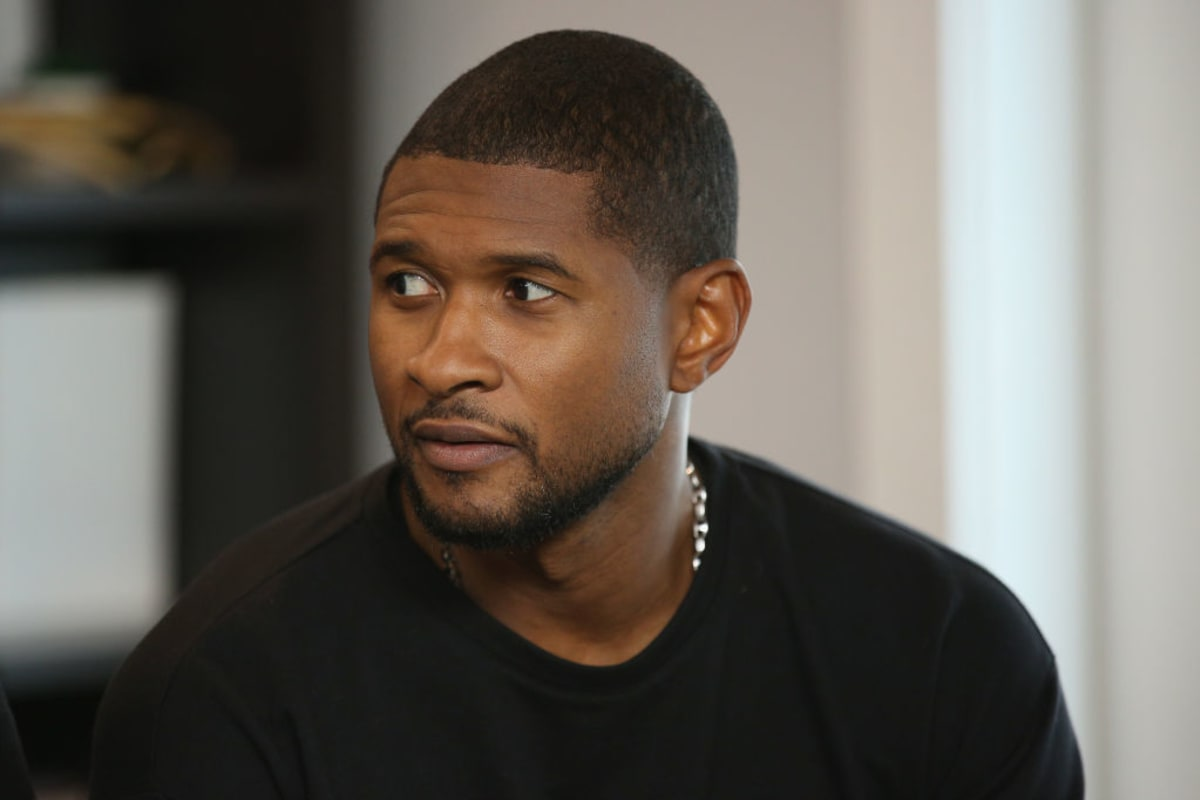 Usher's Burglary Suspect Is Reportedly Arrested - Millions Have Been Found In Stolen Property