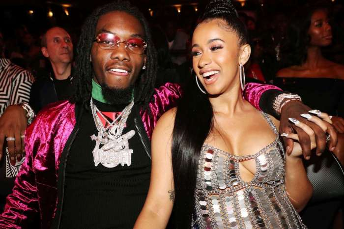 Cardi B Caught FaceTiming Offset At The Airport: 'He's My Significant Other'