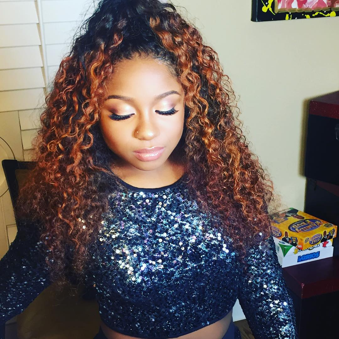 Reginae Carter Seems Unbothered By YFN Lucci's Social Media Latest Posts Following The Alleged Breakup - Watch Her Video