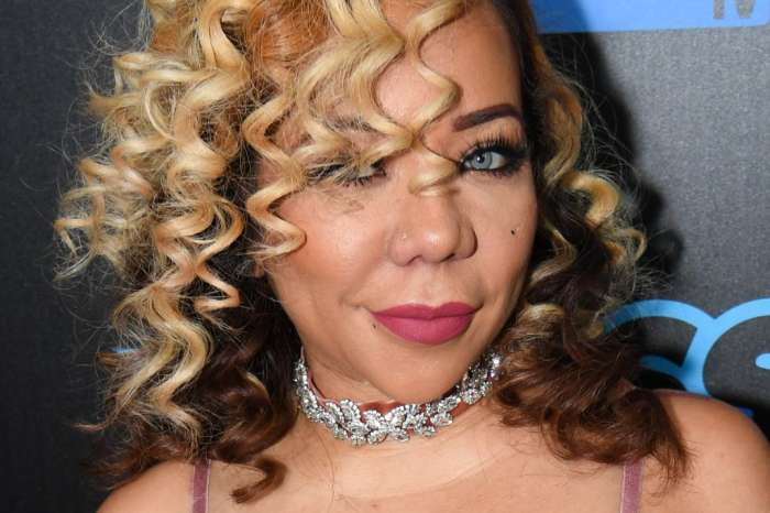 Tiny Harris Shares A Video From Her Night Out At The Club With Her Friend Shekinah Anderson