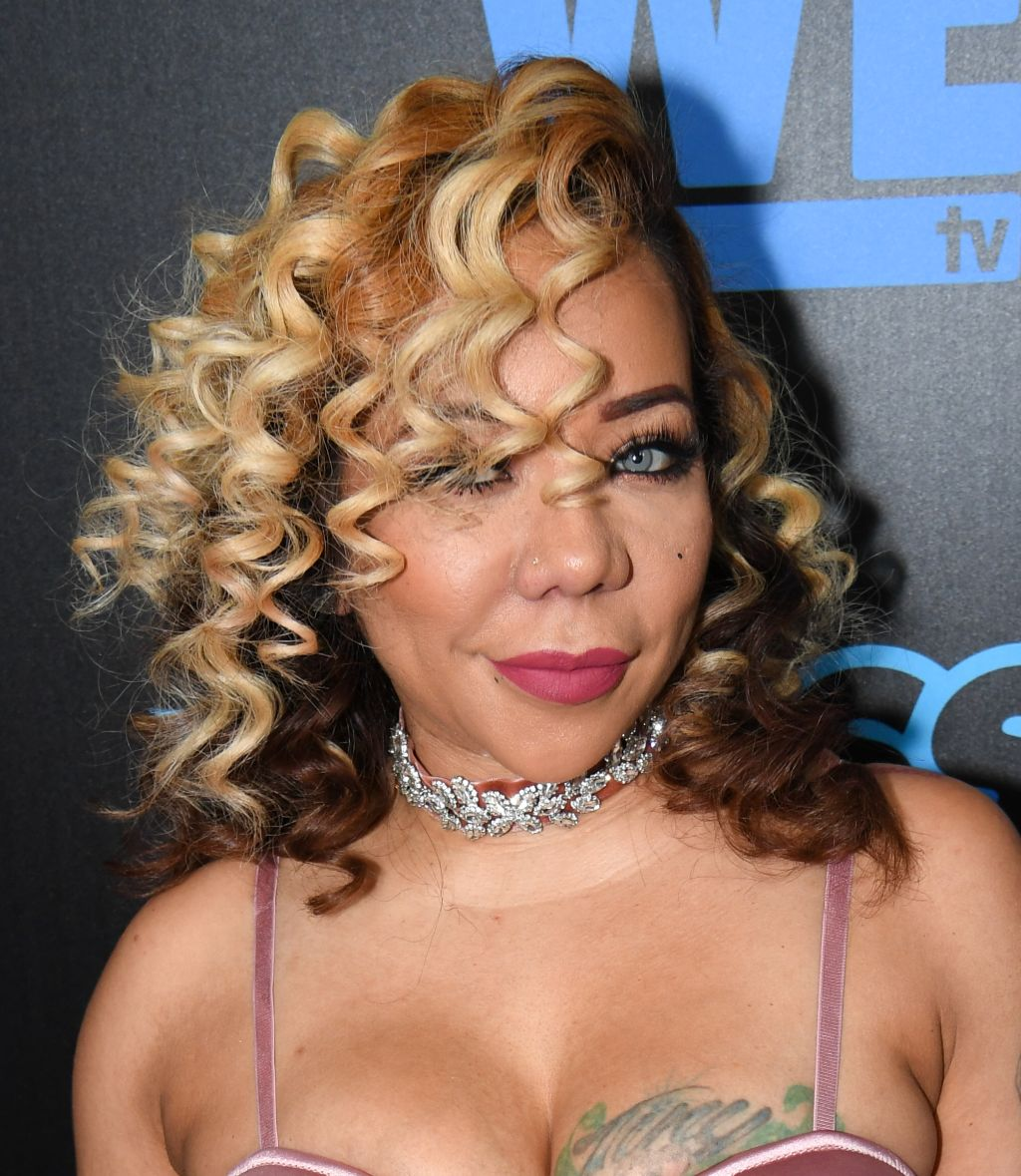 Tiny Harris Gushes Over Her And T.I.'s Kids, King And Heiress And The Photo With Her Son Scares Some Fans